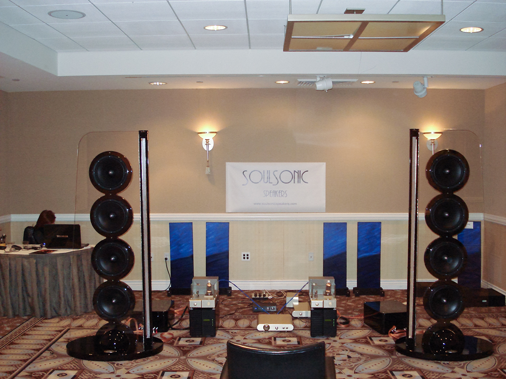SoulSonic Speakers - Las Vegas 2011 (1)
